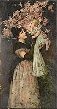 DANIEL HERNANDEZ (PERUVIAN 1856-1932)