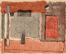 JOAQUIN TORRES GARCIA (URAGUAYAN 1874-1949)