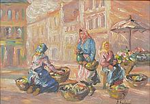 ERNO ERB (POLISH 1878-1943)