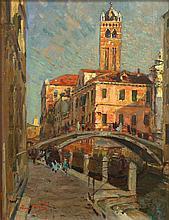 EGIDIO TONTI ITALIAN 1887-1922