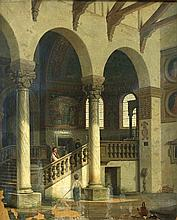 HEINRICH HANSEN DANISH 1821-1890