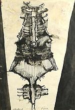 JAN LEBENSTEIN POLISH 1930-2000