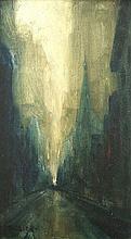 LEON LOUIS DOLICE AMERICAN 1892-1960
