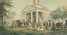 EDWARD LAMSON HENRY AMERICAN 1841-1919