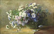 LYDIA MARIA BREWSTER HUBBARD AMERICAN 1849-1911