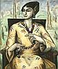 NATALIE VAN VLECK AMERICAN 1901-1981, Natalie Van Vleck, $1,500