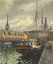ALFRED JENSEN DANISH 1898-1960
