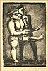 GEORGES ROUAULT FRENCH 1871-1858, Georges Rouault, $550