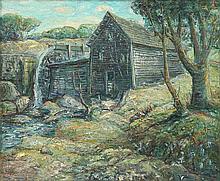 ERNEST LAWSON AMERICAN 1873-1939