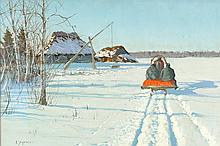 ANDREI AFANASIEVICH JEGOROV RUSSIAN 1878-1954