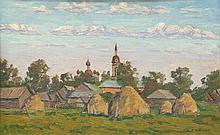 VLADIMIR ALEXEEVICH KRIVONOSOV RUSSIAN 1938-1994