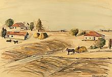 PYOTR KONCHALOVSKY RUSSIAN 1867-1956