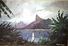 FRANCISCO REBOLO GONZALVES BRAZILIAN 1902-1980