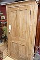 A large pine cupboard