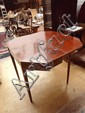 Geo III mahogany tea table