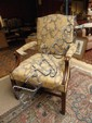 A reproduction Gainsborough type armchair
