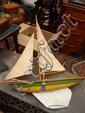 A 1950's Ailsa pond yacht