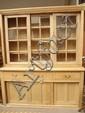 19thC pine butlers dresser