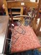 A broken regency dining chair a/f