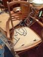 A 20th century open armchair