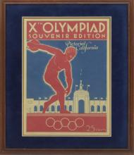 Sy and Ronnie Margolis Collection Part 2: 1932 Olympics Automobilia with Other Fine Automobilia