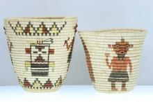 Southwestern basketry, pottery, jewelry, rugs
