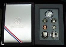 1989 Prestige Silver Commemorative