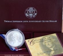 250th Anniversary Jefferson Commemorative