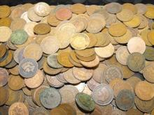 Lot of (100) Indian Head Cents - Circulated