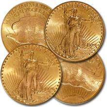(1) Saint Gauden's $ 20 Gold from Photo