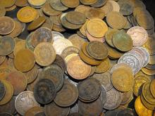 Lot of (100) Indian Head Cents