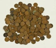 Lot of (100) Indian Head Cents- Mixed Random