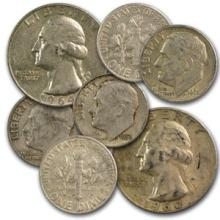 $1 face value 90% Survival Coinage