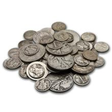$10 Face Value Survival Coinage - 90% Silver