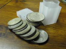 (20) Random Date Peace Dollars