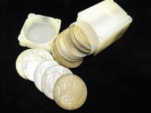 (20) Random date Peace Silver Dollars