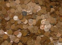 (200) Wheat Cents - Random Dates