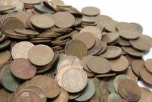 (300) Wheat Cents - Random Dates