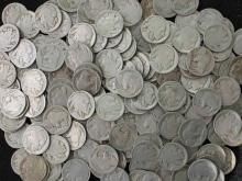 Lot of (100) No Date Buffalo Nickels