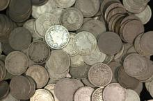 (100) V Nickels - From Image