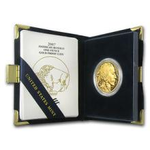 2007 US Gold Buffalo 1 oz. Proof - Mint Packed