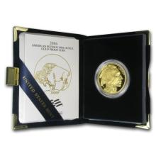2006 Gold Proof Buffalo 24k Gold