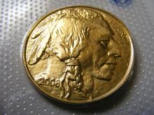 1 oz. Random Date Gold Buffalo 24k Pure