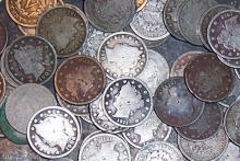 Lot of 60 V Nickels