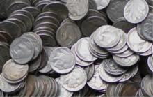 Lot of  85 Buffalo Nickel- Most Readable Dates