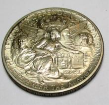 1934 TEXAS Half Dollar  Commemorative CH BU