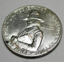 1920 PILGRIM Commemorative AU Grade