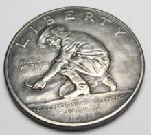 1925 S Mint California Jubilee Original XF