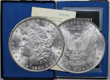 1882 CC GSA in Box Complete Morgan Dollar