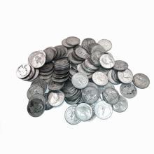 Lot of 50 Washington Silver Quarters 90%
